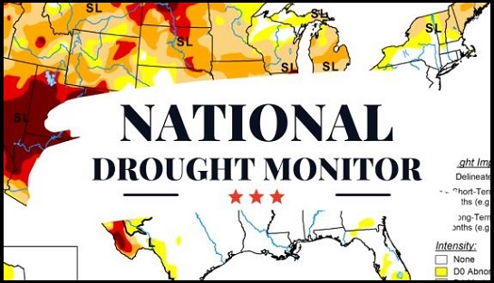 The U.S. Drought Monitor